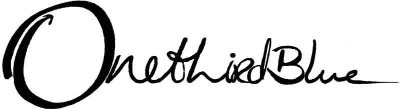 OneThirdBlue Logo